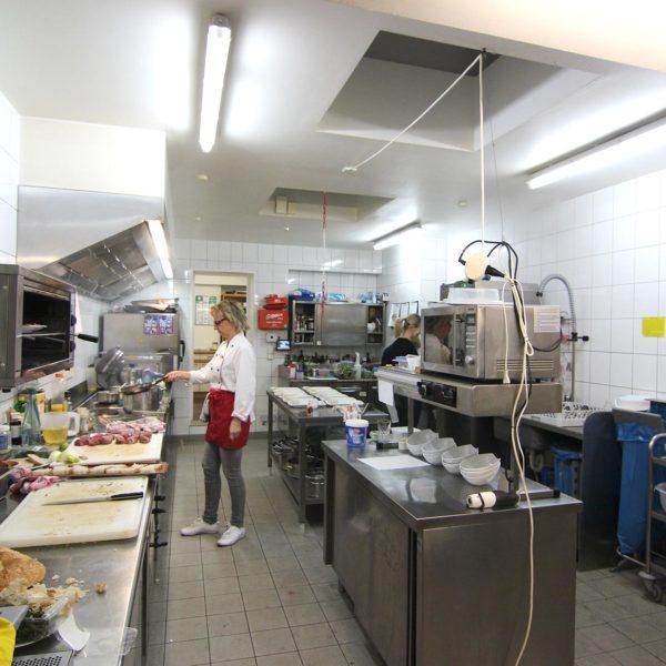 Heide Residenz Küche