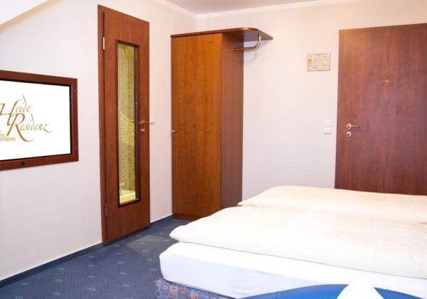 Monteur/Handwerker-Zimmer